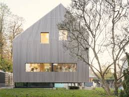passive house inhabitat green design innovation architecture architects of france s first passive house unveil latest extraordinary design
