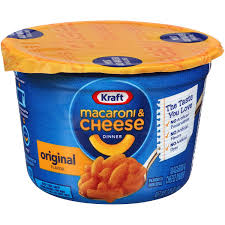 amazon com kraft easy mac original 2 05 ounce microwave cups