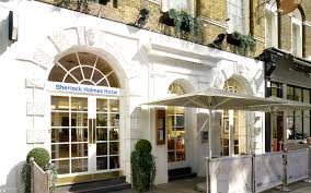 marylebone hotel on baker street park plaza sherlock holmes london