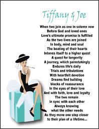 wedding shower poems wedding poems for and groom wedding ideas