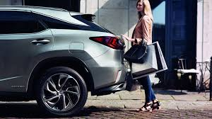 lexus rx luxury crossover lexus uk