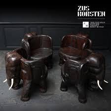 elephant chairs u2014 zus korsten