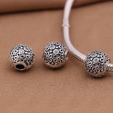 pandora style bracelet diy images Online shop unique 925 sterling silver clasp crystal clip european jpg