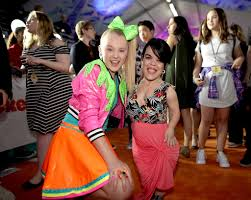 sm halloween party 2017 jojo siwa photos photos nickelodeon u0027s 2017 kids u0027 choice awards