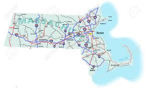 Statemaster Maps Of Washington 26 by Cis Maps Of Massachusetts Highway Map Of Massachusetts