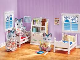 Calico Critters Play Table by Calico Critters Children U0027s Bedroom Set Toys U0026 Gifts