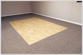 Carpet Tiles For Basement - carpet tile for basement floor tiles home decorating ideas