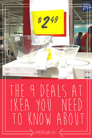 Best Ikea Items 9 Deals You Need To Know About At Ikea Amber Downs