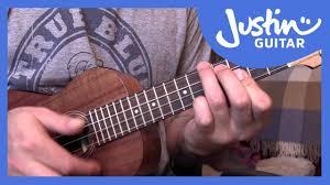 ukulele tutorial get lucky uke get lucky daft punk ukulele lesson us 109 youtube