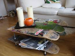 Skateboard Decor The 25 Best Skateboard Furniture Ideas On Pinterest Recycled