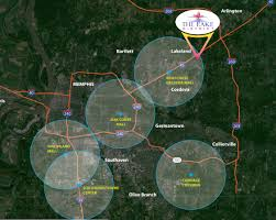 Radius Maps Macro Aerial Maps The Lake District