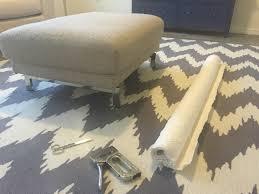 furniture awesome round storage footstool round storage ottoman