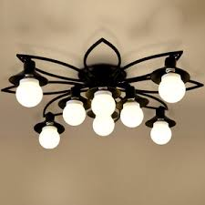 Wrought Iron Ceiling Lights Buy 8 Ceiling Lighting Savelights