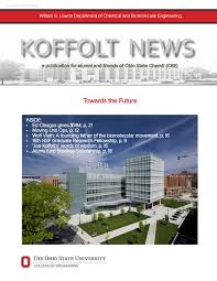 fall 2015 koffolt news ohio state university chemical