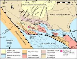 Map Of Sonora Mexico by Stratigraphy And Age Of Upper Jurassic Strata In North Central