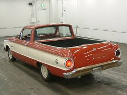 ranchero car japanese car auction finds 1962 ford falcon ranchero japanese