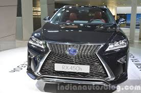 lexus lx 570 price in india 2016 lexus deliveries to start in india in march 2017