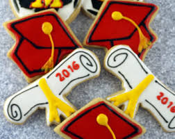 graduation cookies graduation cookies etsy