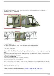 Uk Canopy Tent by