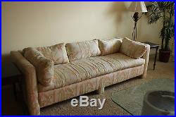 Upholstered Chaise Lounge Set Ofvintage Henredon Custom Upholstered Chaise Lounge And Couch