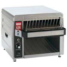 waring cts1000 commercial conveyor toaster 120v