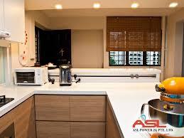 kitchen island power eubiq power track recessed into a kitchen island kitchens