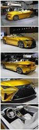 lexus lf c2 lexus lf c2 convertible concept car unveiled cars pics