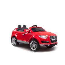 kids red jeep licensed audi q7 ride on car kids electric car 12v u2013 red