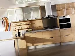 Kitchen Design Ikea Granite Countertop White Glass Cabinet Doors Brass Faucets White