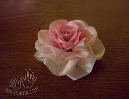satin roses diy pretty satin ribbon roses free tutorial