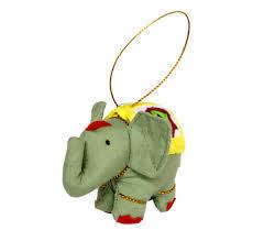 fair trade marquet elephant ornaments shop nectar