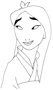 mulan 2 coloring pages coloring pages online