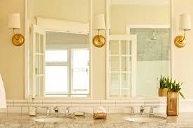Led Bathroom Sconces Bathroom Mirrored Vanity Cabinets With Bathroom Vanity Mirror And