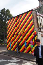 Wall Murals Australia A Closer Look Reko Rennie Welcome To Redfern 2013 Culture Scouts
