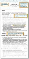 fake resume example download 35 free creative resume cv