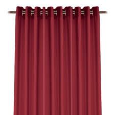 curtain modern red 57 x 96 window treatments