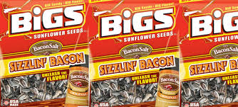 bigs bacon sunflower seeds bigs sizzlin bacon sunflower seeds bacon today