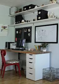 ikea alex desk drawer our ikea office makeover decor fix
