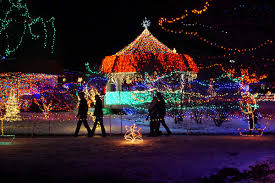 christmas light park near me home rhema lights