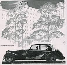 art deco advertising an overview and samples of real style rod
