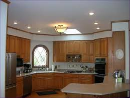 recessed under cabinet led lighting kitchen room awesome installing can lights in existing ceiling
