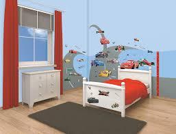 Car Bedroom Ideas Disney Cars Bedroom Decor Kit Walltastic