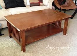 Old Coffee Table by Diy High Gloss Coffee Table Repurpose Repurposeful Boutique
