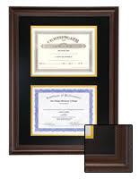 graduation frames with tassel holder graduation frames w tassel print or certificate holders