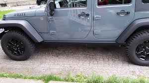 jeep willys 2015 running boards for 2015 jeep willys model jkowners com jeep