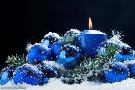 download wallpaper christmas decorations candle fire wadding