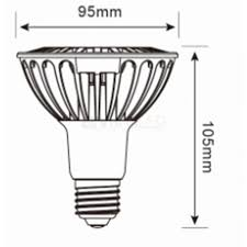 par30 14w dimmable led lights wholesale led downlights