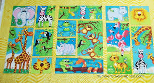 fleece fabric baby fleece prints panels cotton flannel fabric