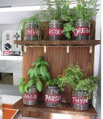 Herb Garden Pot Ideas Home Herb Garden 44 Awesome Indoor Garden And Planters Ideas