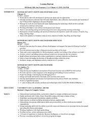 software developer resume tips senior security software engineer resume samples velvet jobs